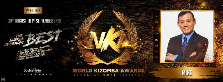 Banner World Kizomba Awards 2019