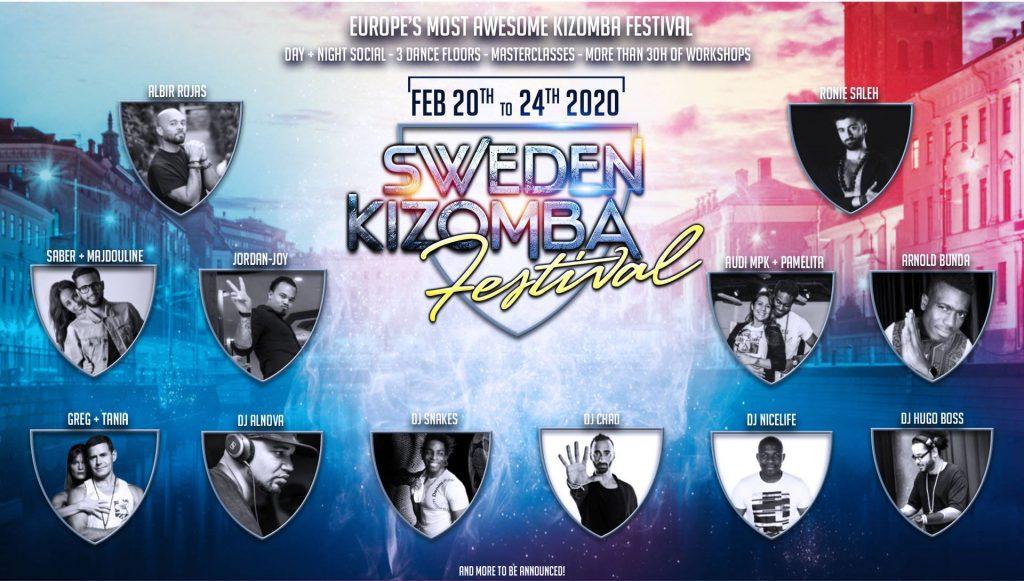 Sweden Kizomba Festival 2020